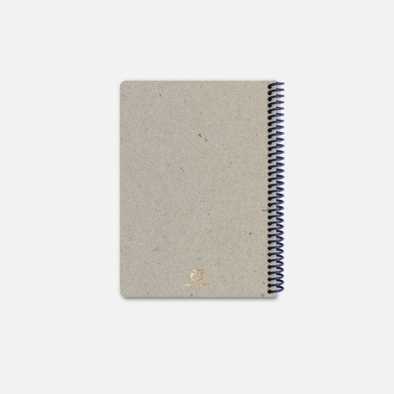 Carnet A5 Cinétique blanc