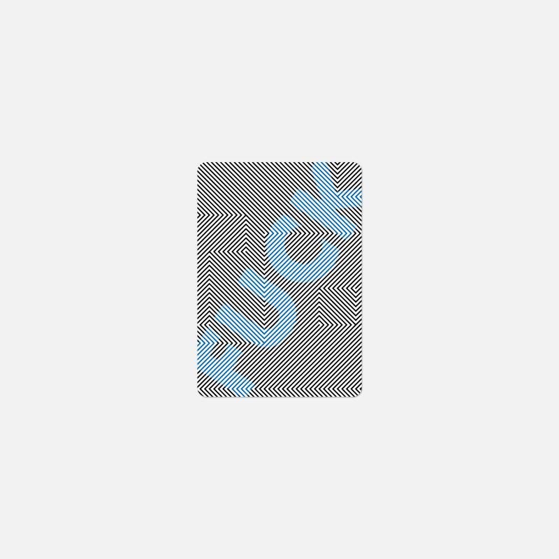 Carte A6 - F*ck Cinétique