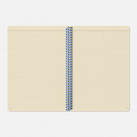 The Plain Canvas A5 Notebook - Fir
