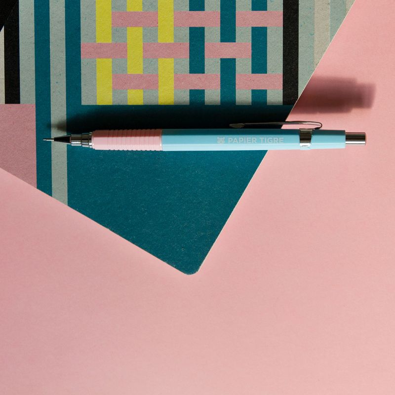 Mechanical Pencil - Blue Pink