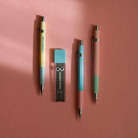 Mechanical Pencil - Yellow Blue