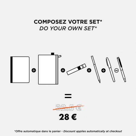 Notebook A5 - Maze