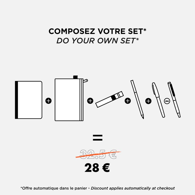 A5 Notebook - Orangerie  1
