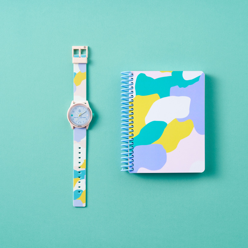 Bark Watch and Notebook