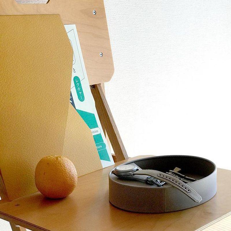 Pot à crayon Large - Marron