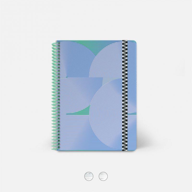 Agenda A5 21/22  Vinyle