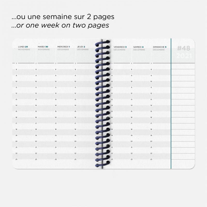 Diary A6 21/22  Module