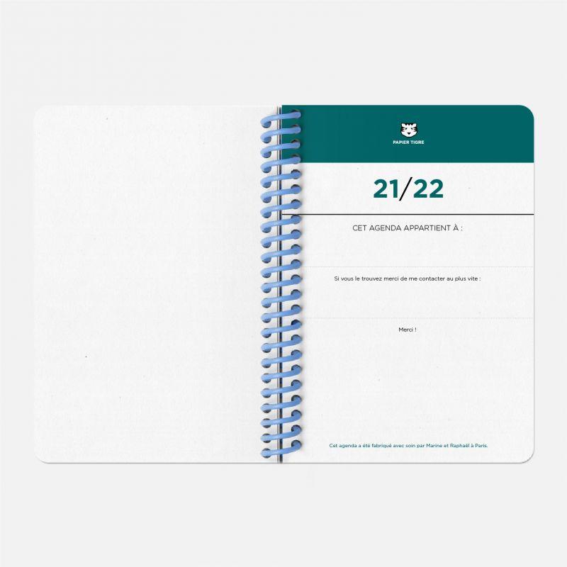 Agenda A6 21/22  Tigre